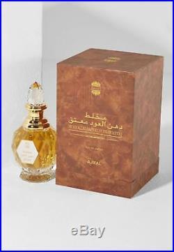 Mukhallat Dahn Al Oudh Moattaq by Ajmal Perfumes EDP 60ml Spray Free Shipping