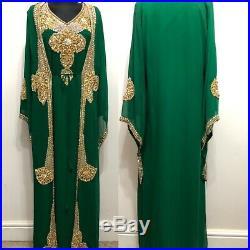 NEW EID SPECIAL Dubai Style kaftan farasha Jalabiya maxi dress abaya Long Dress