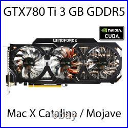 NVIDIA GeForce GTX 780 Ti 3 GB for Apple Mac Pro