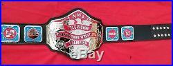 NWA Television Heavyweight Wrestling Championship Title Belt