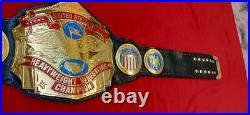 NWA United States Heavyweight US Wrestling Championship Replica Belt
