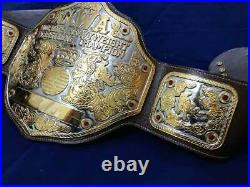 NWA World Heavyweight Wrestling Championship Belt Adult Size Replica