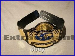 NWA World TAG TEAM Wrestling Championship Belt. Adult Size