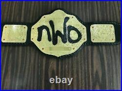 NWO NWA World Heavyweigh Wrestling Championship Belt