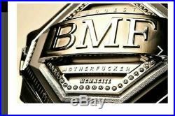 New Bmf Ultimate Fighting Championship Belt