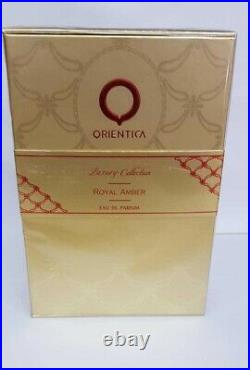 Orientica Royal Amber Eau De Perfume by Al Haramain 2.7 fl oz