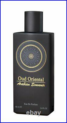 Oud Oriental by Al Musbah EDP Perfume 90ml RRP £100, Gift, Arabian