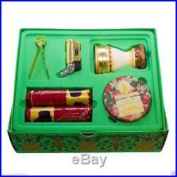 Oudh Ma'al Attar Traveller Set Al Haramain complete all-in-one bakhoor oud set