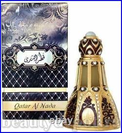 Qatar Al Nada Ittar From Khalis Perfumes Dubai (Unisex Attar/ Perfume Oil)