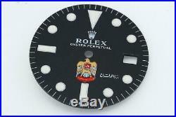 ROLEX OYSTER PERPETUAL UAE United Arab Emirates Watch Dial Ref 1680 1665 Rare