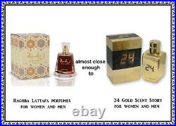 Raghba Eau De Perfum EDP Unisex 100 ML by Lattafa Perfumes Original Hotselling