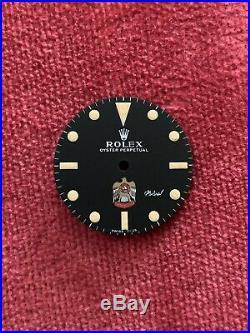 Rolex 5512 Or 5513 UAE United Arab Emirates, Submarine Dial