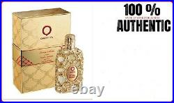 Royal Amber Orientica 2.7 oz 80 Ml Eau De Parfum Spray New Sealed Box