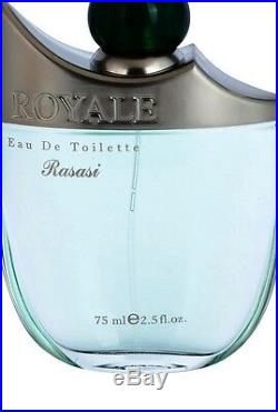 Royale Pour Homme by Rasasi EDT perfume for men 75 ml