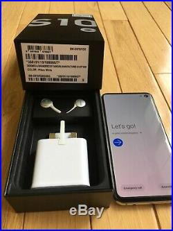 Samsung Galaxy S10e SM-G970 128GB Prism White (Unlocked) (Dual SIM) (CA)