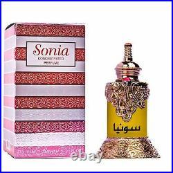 Sonia Perfume Oil 15 ML (0.51 oz) by Rasasi