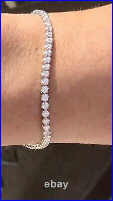 Stunning Diamond Bracelet 18ct White Gold 2.27ct 59 Diamonds! +Authenticity Cert