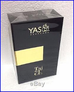 TAJ by Yas Perfumes 100 ML, 3.4 fl. Oz Unisex, EDP. Eau De Parfum