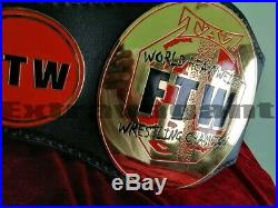 TAZ FTW World Heavyweight Wrestling Championship Belt Adult Size
