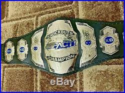 TNA IMPACT KNOCKOUTS Heavyweight Wrestling Championship Belt Adult Size