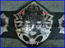 TNA Jeff Hardy Immortal Heavyweight Wrestling Championship Belt Adult Size