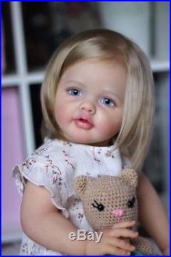 Toddler Reborn Betty