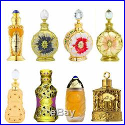 Ultimate Swiss Arabian Concentrated Perfumes Collection (8 Bottles) NO BOX