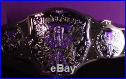 Undertaker-Phenom-Dead-Man-Legacy-Title-Championship-Wrestling-Belt with Cascade