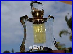 Unveil Perfume Oil 10ml by Ajmal Duty Free Exclusive Crystal Flacon Floral Woody