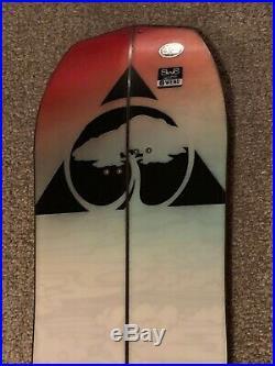 Used Arbor BRYAN IGUCHI PRO SPLITBOARD Snowboard 159 cm