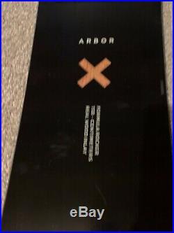 Used Arbor FORMULA Rocker 158 cm Twin Tip Snowboard
