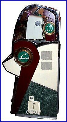 Vintage 1950's Seeburg V-200 Select-O-Matic Jukebox