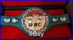 WBC Boxing Championship Belt