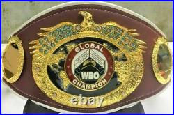 WBO World Boxing Wrestling Championship Belt