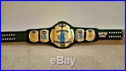 WCW World Heavyweight Wrestling Championship Belt. Adult Size