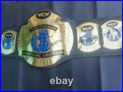WCW World Tag Team Wrestling Championship Belt Adult Size