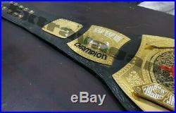 WWE Edge Rated R Spinner Championship Wrestling Belt Adult Size