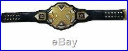WWE NXT Wrestling Championship Belt