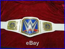 WWE Smackdown Women's Championship Belt