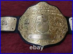 WWE TRIPLE H World Wrestling Heavyweight Championship Belt Adult Size Replica
