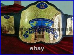 WWE Tag Team Wrestling Championship Replica Belt Adult Size (2mm) Plate