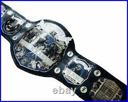 WWE The Phenom UNDERTAKER PHENOM WRESTLING Championship belt Adult size Replica