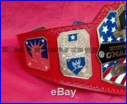 WWE United States Championship Wrestling Belt Adult Size (2MM)
