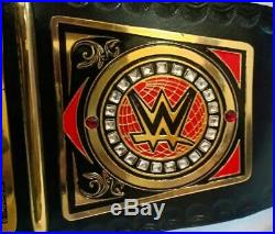 WWE United kingdom UK Championship Wrestling Title Belt Adult Size