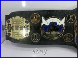 WWE WWF The Phenom Undertaker Dead Men Wrestling Championship Belt Adult Size