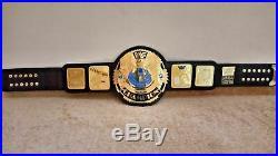 WWF Big Eagle Wrestling Championship Belt Adult Size (2MM PLATES)