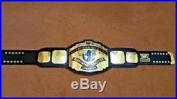 WWF Intercontinental Heavyweight Wrestling Championship Belt. Adult Size