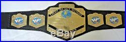 WWF Light Heavyweight Championship Wrestling Belt 2mm Plates