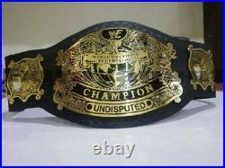 WWF Undisputed Wrestling Federation Championship Belt. Adult Size