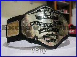 WWF World Heavyweight Wrestling Champion Belt Hulk Hogan Adult Size (2MM)